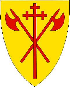 bredbånd i Sør Trøndelag og bilde av fylkesvåpen