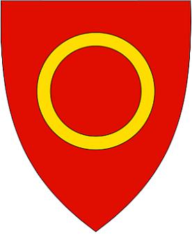 bredbånd Hønefoss og bilde av kommunevåpen