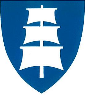 bredbånd i Larvik og bilde av kommunevåpen
