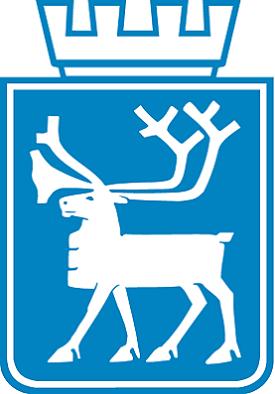 bredbånd i Tromsø og bilde av kommunevåpen