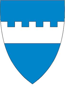 bilde av bredbånd Drøbak og kommunevåpen