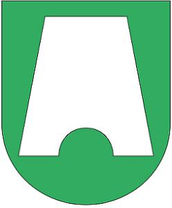 bilde av bredbånd Lommedalen og kommunevåpen