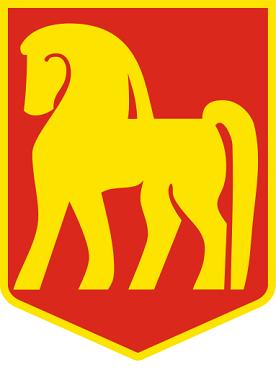 bilde av bredbånd Levanger og kommunevåpen