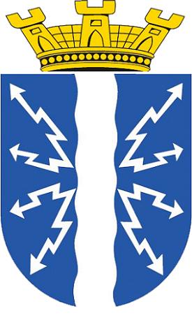 bilde av bredbånd Notodden og kommunevåpen